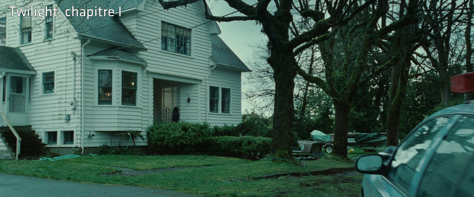 Photogrammes du film Twilight