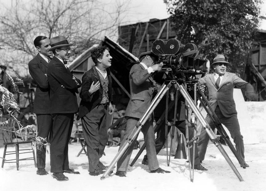 """Résultat de recherche d'images pour """"chaplin  cinéaste"""""""