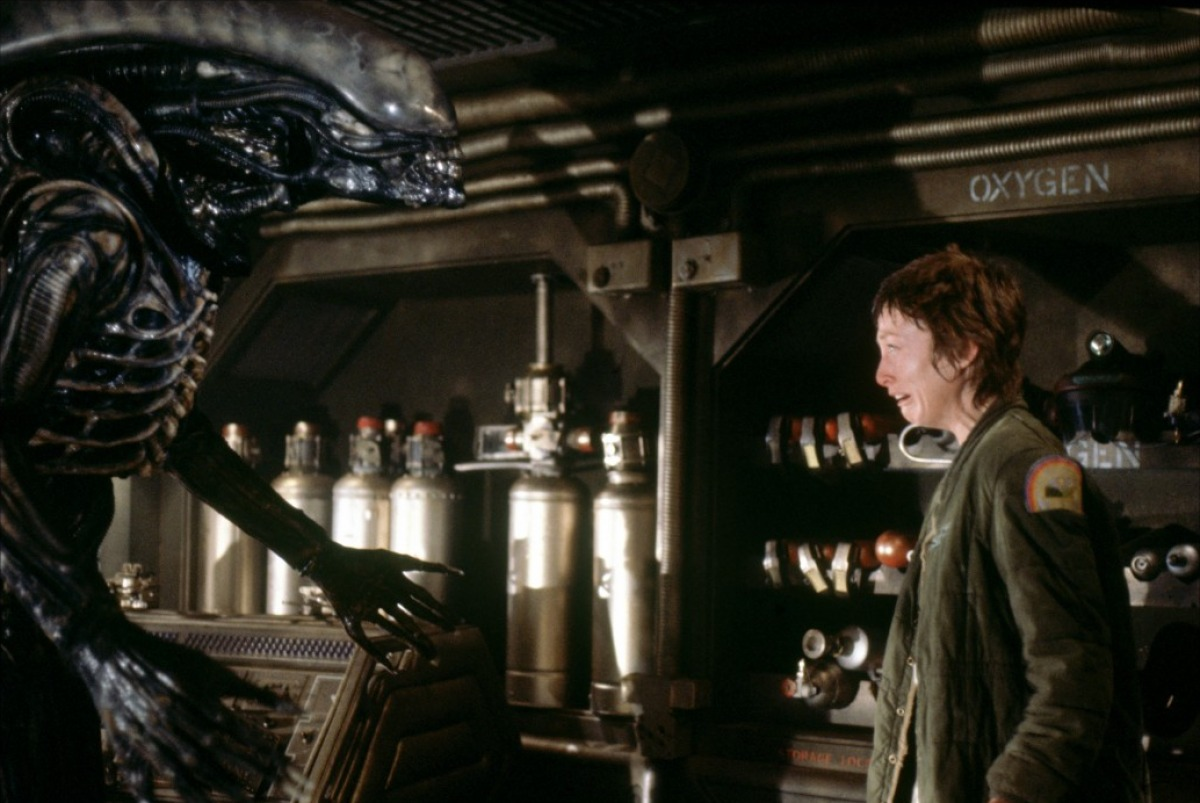 Alien, de Ridley Scott © Twentieth Century Fox