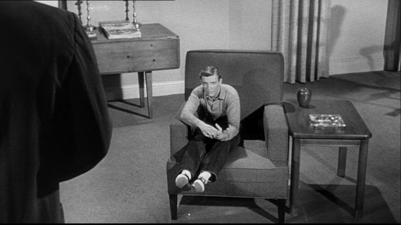 Photogramme de L'homme qui rétrécit, de Jack Arnold