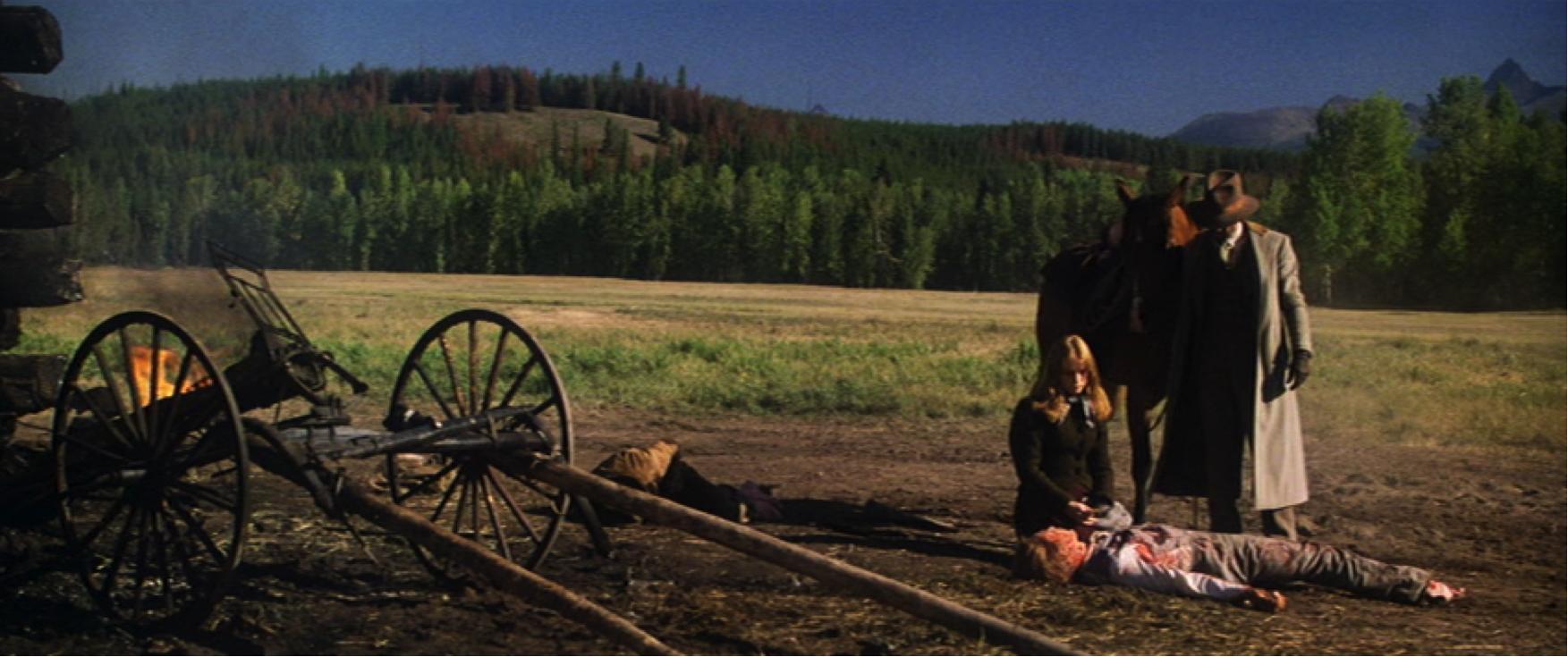 La Porte du Paradis (Heaven's Gate, 1980)