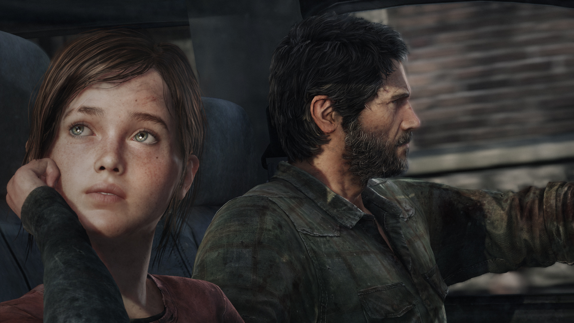 The Last of Us © Naughty Dog / Sony Computer Entertainment.