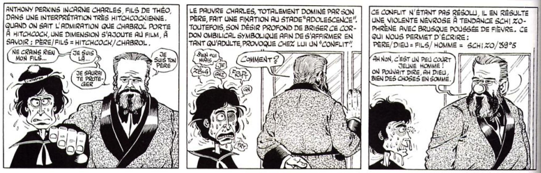 Extrait de la série La Rubrique-à-brac