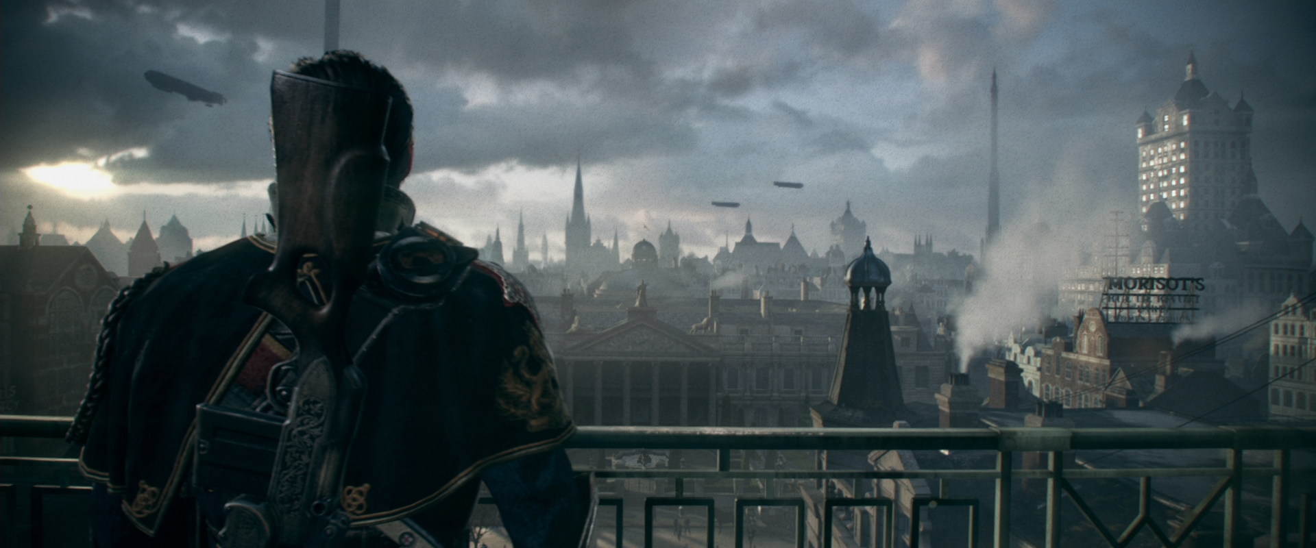 The Order 1886 © Ready at Dawn