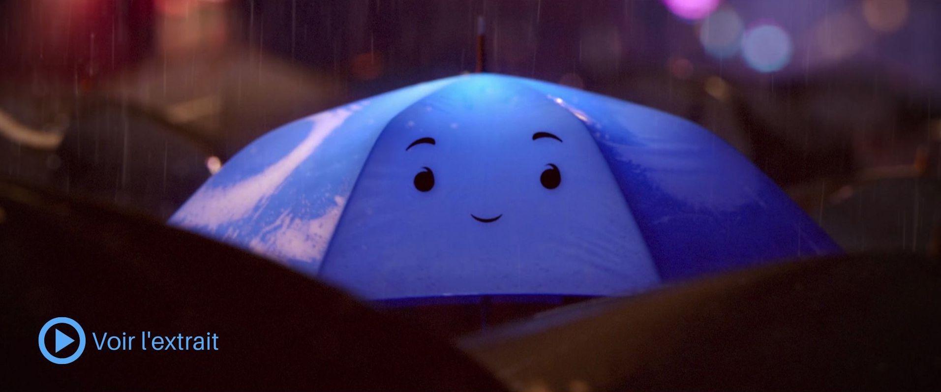 Cinéma d'animation et 3D - L'exemple du Parapluie Bleu
