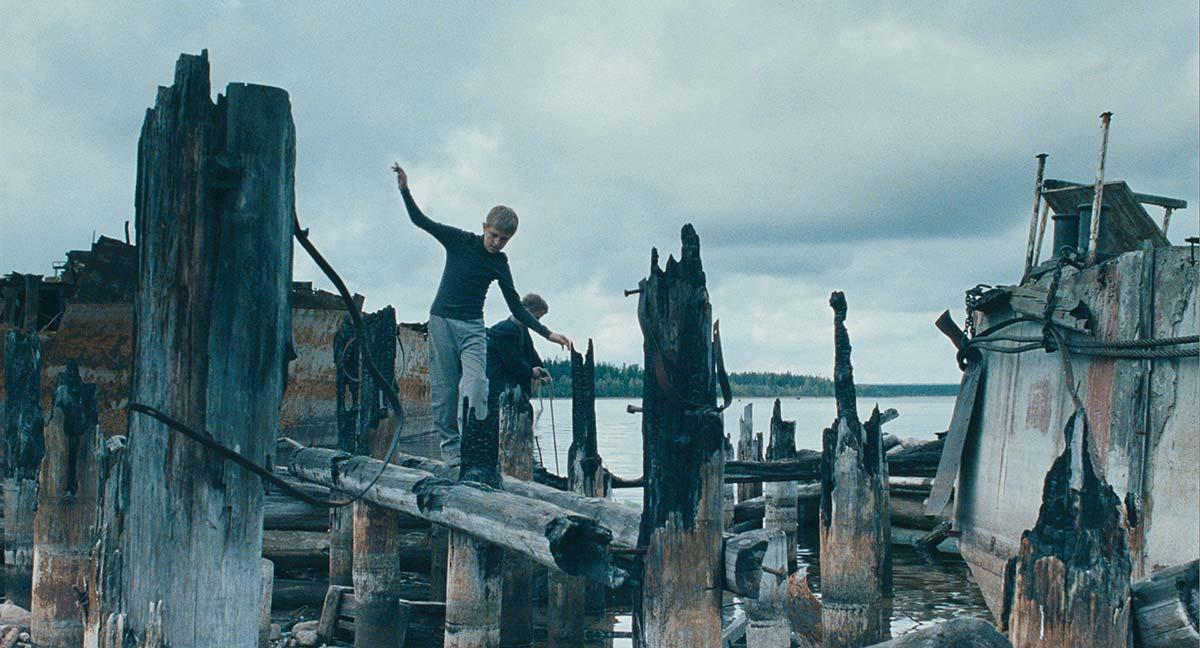 Deux films d'Andreï Zviaguintsev : Le Retour...
