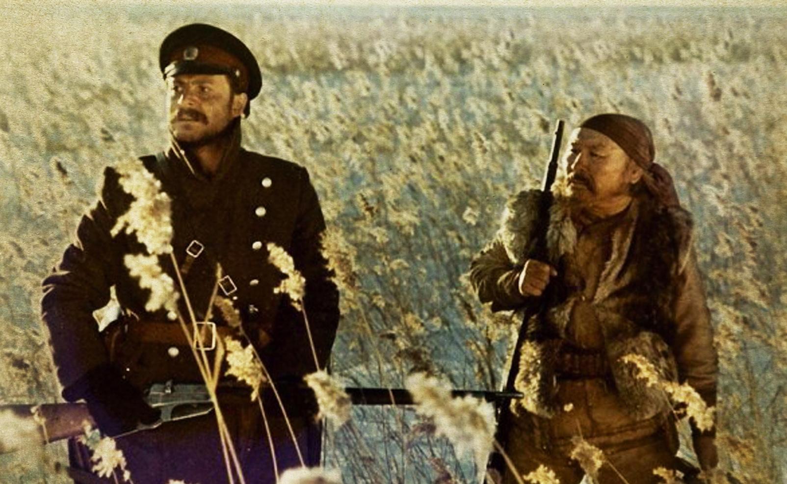 Photogramme du film Dersou Ouzala