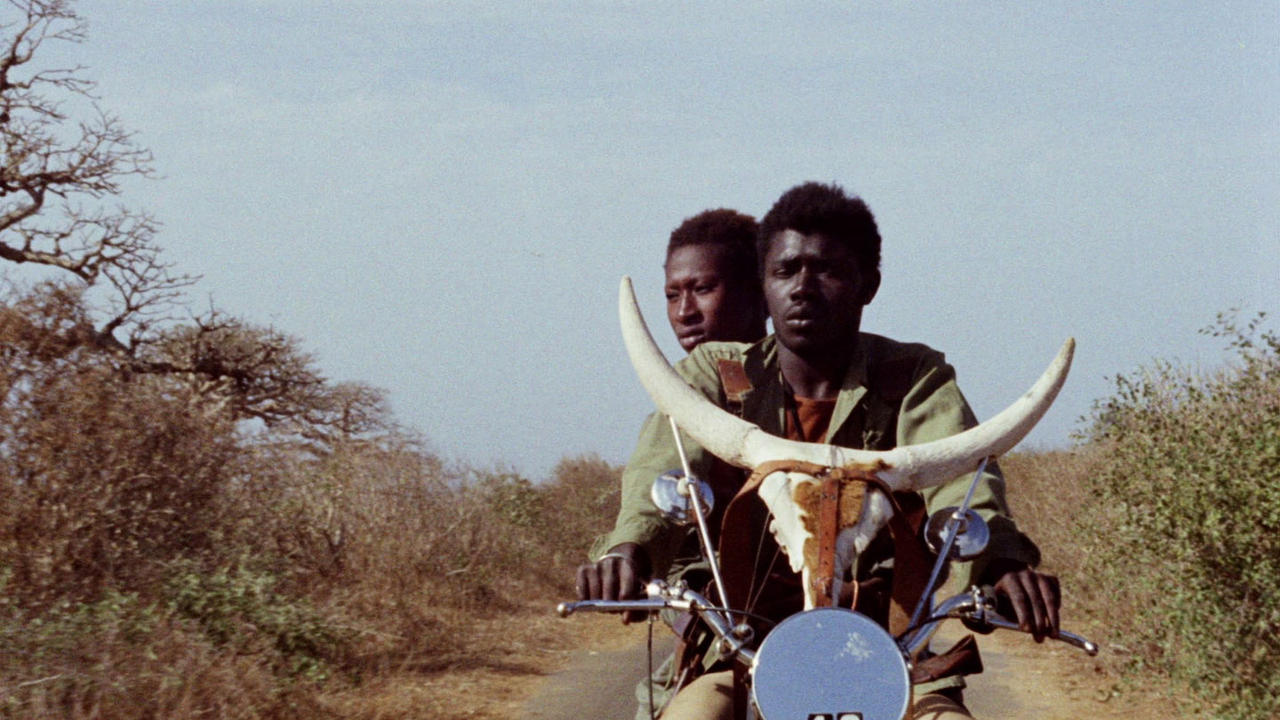 Photogramme du film Touki Bouki