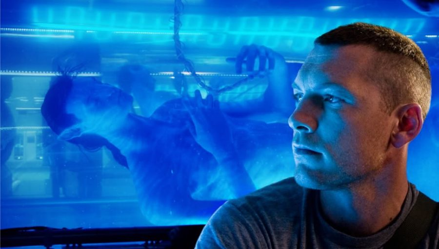 Photogramme du film Avatar de James Cameron (2009)