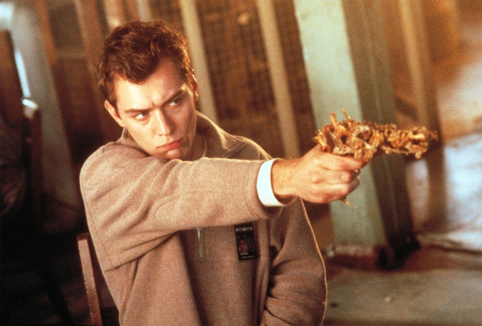 Photogramme du film eXistenZ de David Cronenberg (1999)