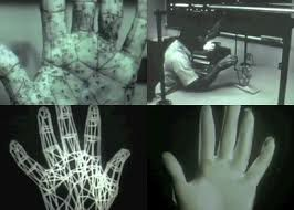 Captures de A computer animated hand, Frederic Parke, Edwin Catmull, 1972