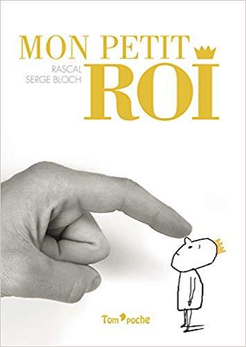 Couverture du livre Mon Petit Roi