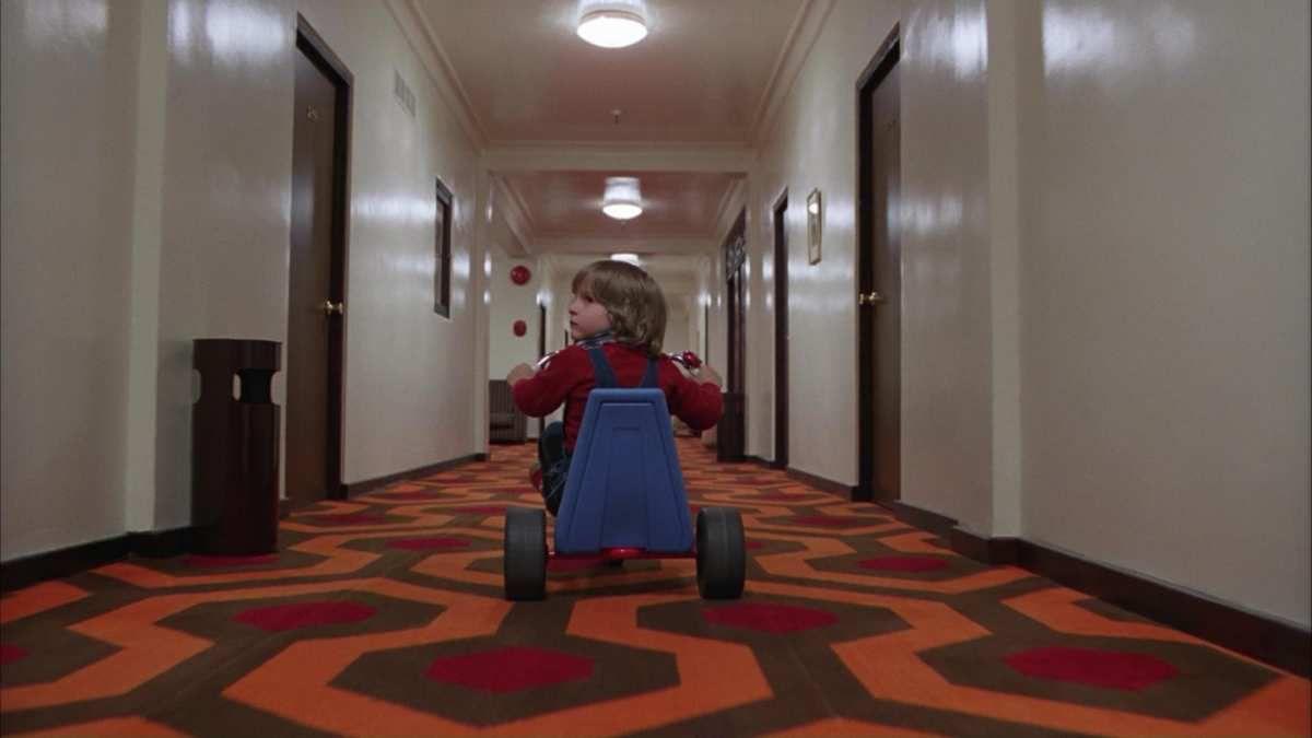Photogramme du film Shining de Stanley Kubrick (1980)