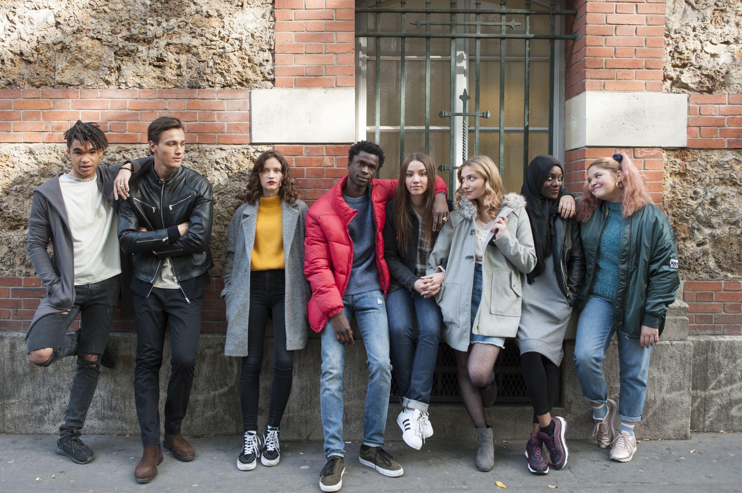 Skam, série créée par Julie Andem, NRK.