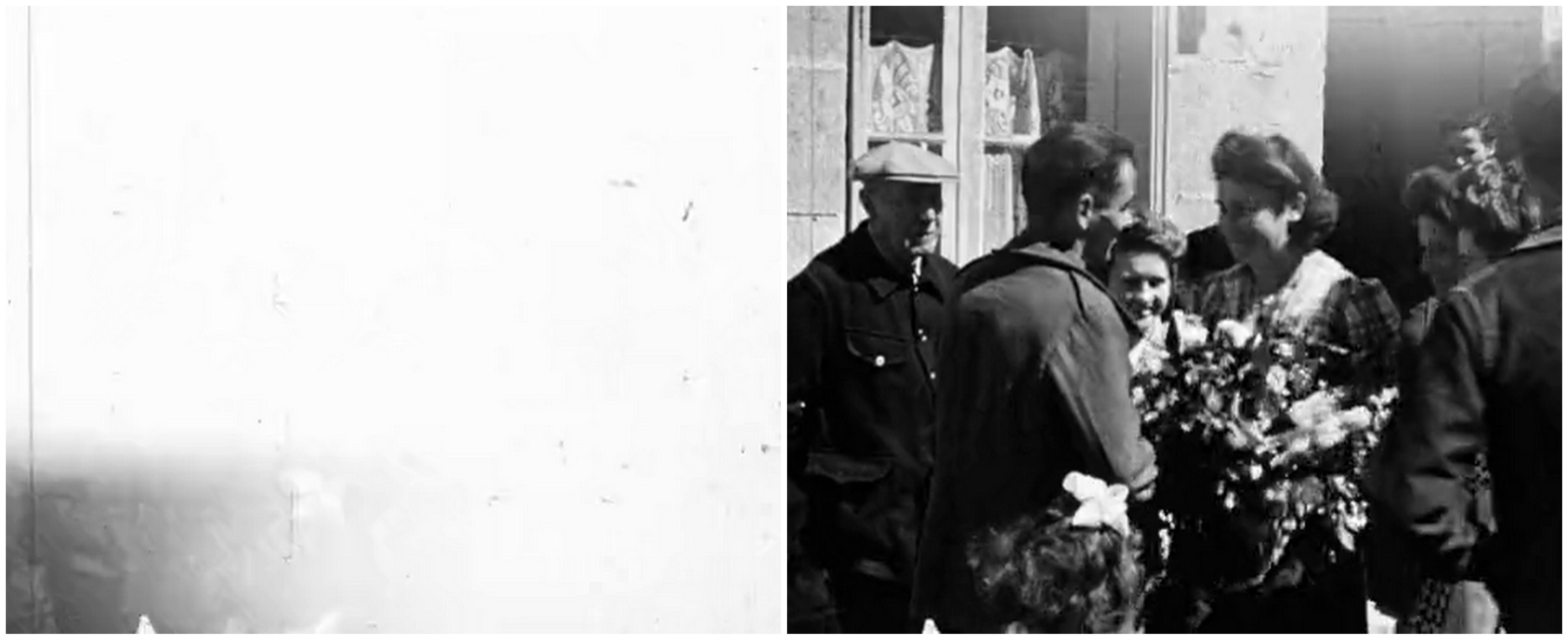 Retours de prisonniers de Bernard Loison © Ciclic