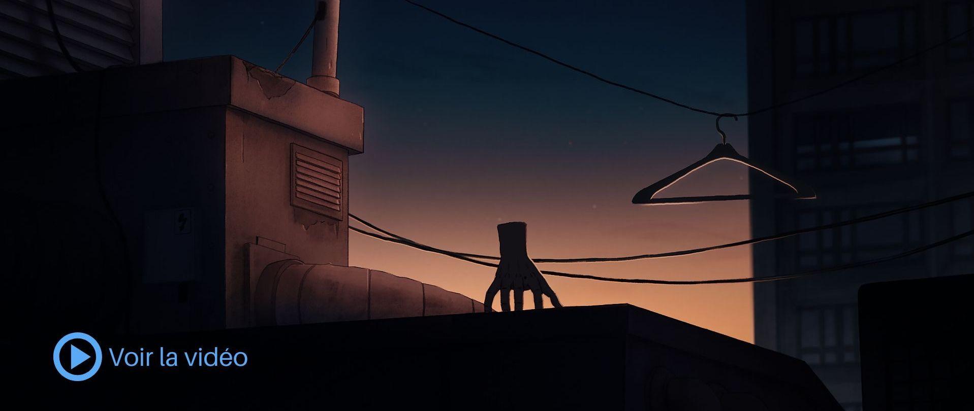 Cinéma d'animation et 3D - L'exemple de J'ai perdu mon corps