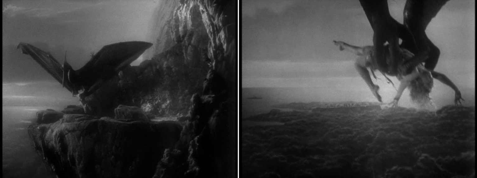 Photogrammes du film King Kong