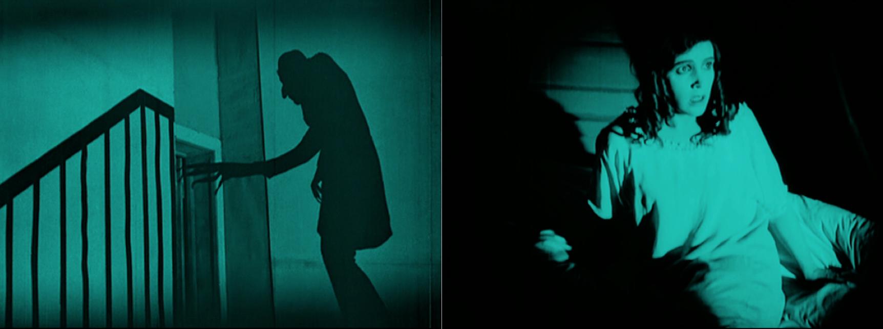 Nosferatu le vampire, de F. W. Murnau