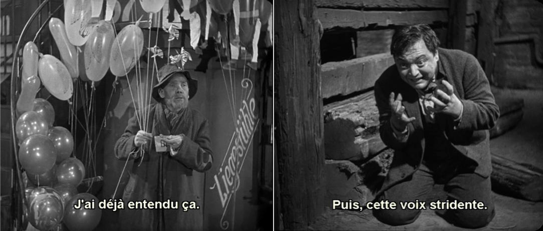 Photogrammes du film M Le Maudit
