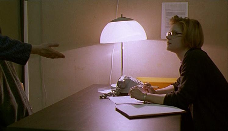 Photogramme du film Muriel Leferle, de Raymond Depardon