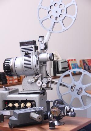 Projecteur 16 mm © Ciclic Mémoire