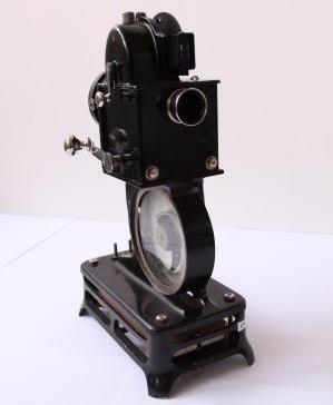 Projecteur 9,5 mm Pathé Baby © Ciclic Mémoire